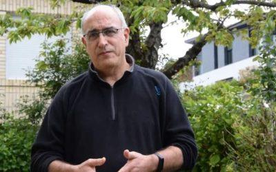 """Conversando con Andoni García: """"La agricultura no puede ser un elemento de las negociaciones de la OMC""""."""