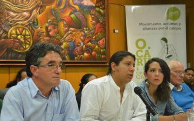 OCARU enciende el debate en la mesa de Análisis de Coyuntura 2014-Perspectivas 2015 desde voces diversas