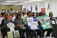Se evaluó el Plan Tierras en Encuentro Campesino Montubio