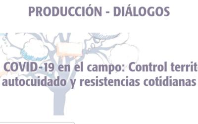 COVID-19 en el campo: Control territorial, autocuidado y resistencias cotidianas