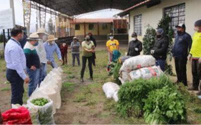 Soberanía alimentaria o hambre para el pueblo