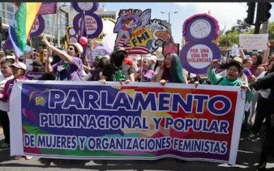 «MINGA POR LA VIDA» – El Parlamento Plurinacional de los Pueblos, Organizaciones y Colectivos Sociales del Ecuador Lanzan Propuesta