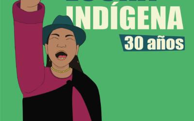 Floresmilo Simbaña- Sobre el levantamiento indígena de 1990