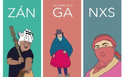 Zánganxs – Octubre 2019