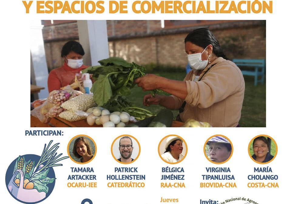 Conversatorio: «COVID-19 Mujeres Campesinas y Espacios de Comercialización»