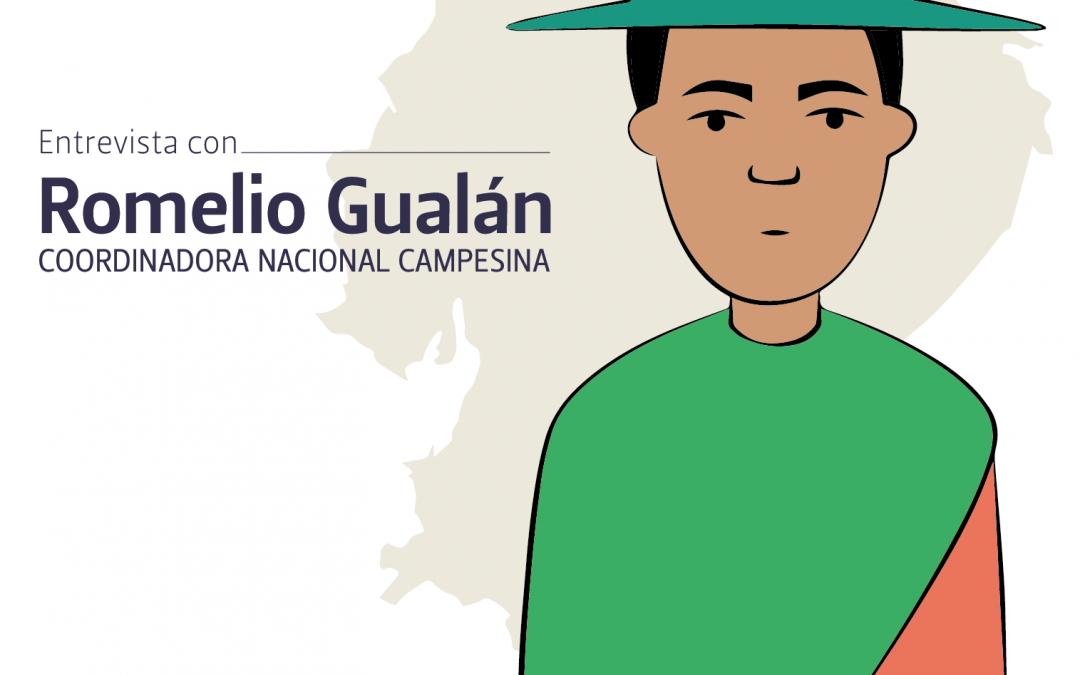"""Romelio Gualán """"se ve una profundización de la explotación laboral en el campo"""""""