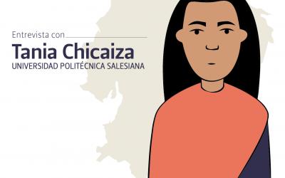 """Tania Chicaiza """"Es una falacia decir que los Tratados de Libre Comercio nos van a abrir mercados"""""""
