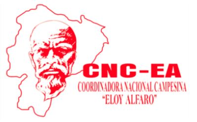 CNC Eloy Alfaro envia carta abierta al presidente de la Asamblea Nacional sobre Ley Agropecuaria