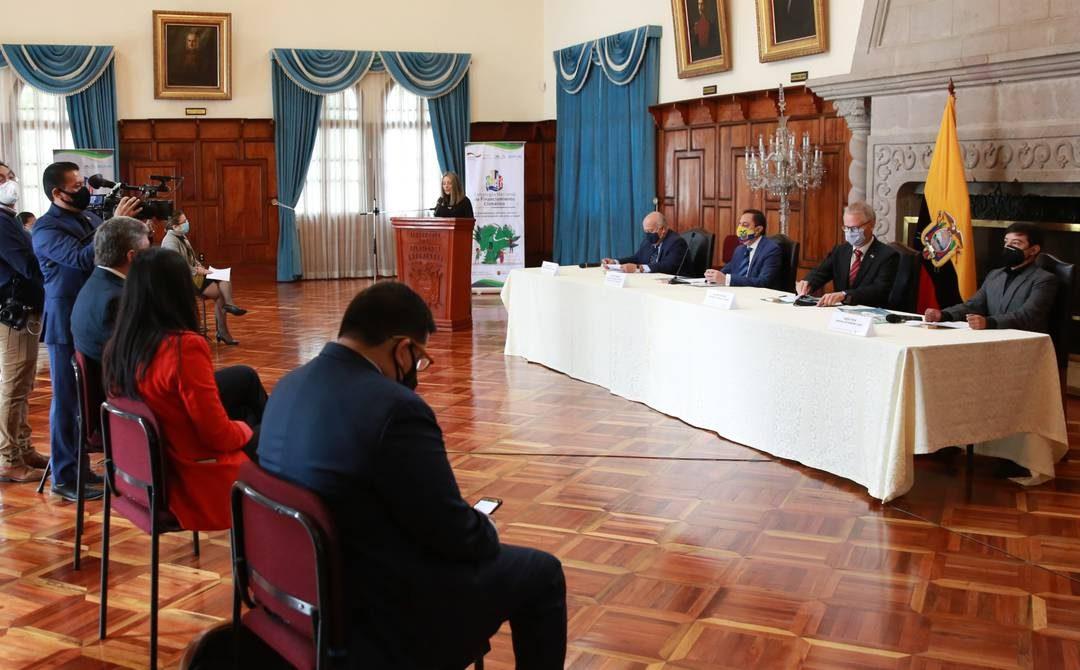 Ecuador lanzó su Estrategia Nacional de Financiamiento Climático 2020-2030 para proyectos sostenibles
