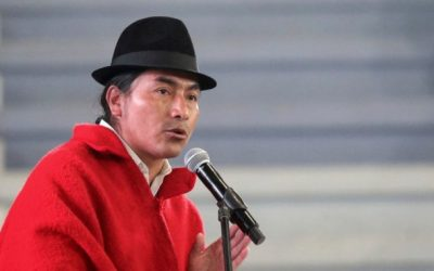 Iza, sobre Yaku: «La fuerza de octubre se impuso en las urnas»