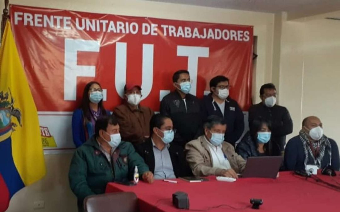 Organizaciones sociales convocan a movilizaciones para el 23 de febrero en Quito