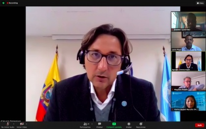FAO Y PRODUCTORES DEL PAÍS SE PRONUNCIARON SOBRE LA LEY DE DESARROLLO SUSTENTABLE DEL SECTOR AGROPECUARIO