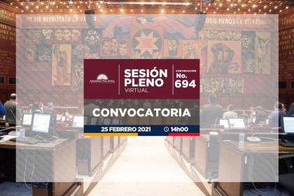 PLENO DEBATIRÁ DESAROLLO SUSTENTABLE DEL SECTOR AGROPECUARIO Y DEFENSA PROFESIONAL DE LA CONTABILIDAD