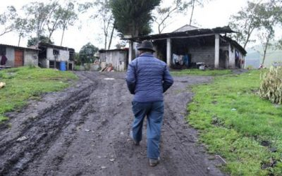 Casi la mitad de la población rural vive con menos de USD 2,80 al día