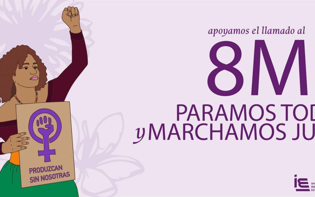 8M: por un mundo rural libre de violencias patriarcales