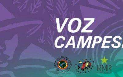 Voz Campesina74: Levantando la voz desde las parcelas y las calles