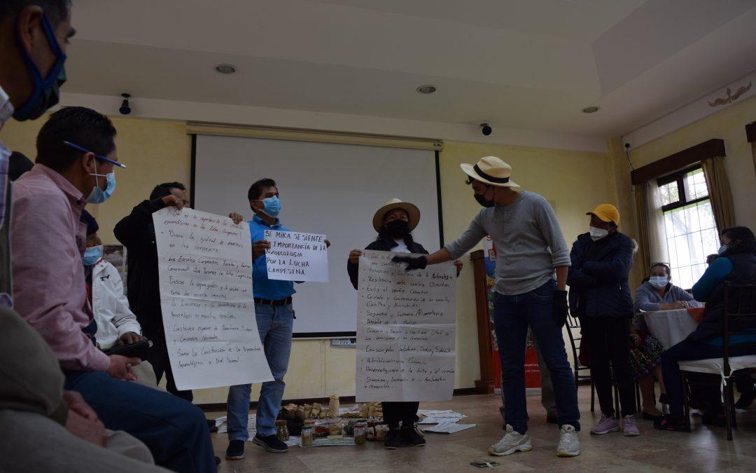 Hacia una Agenda Agraria de Programas y Políticas ¿qué políticas exigen las organizaciones del campo?