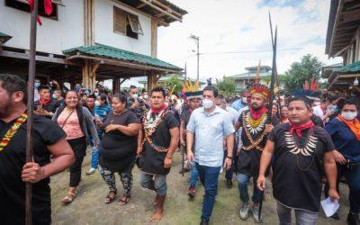 CONAIE se desmarca de Jaime Vargas y ratifica voto nulo
