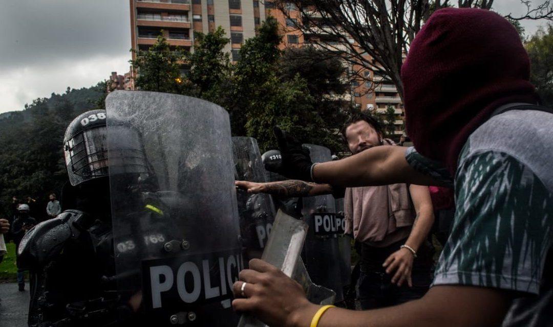 Militarización no frenará el Paro Nacional en Colombia