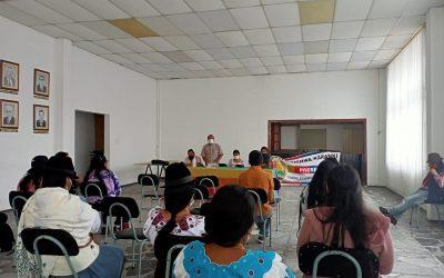 Pueblo Karanki no se unió a las movilizaciones en Imbabura