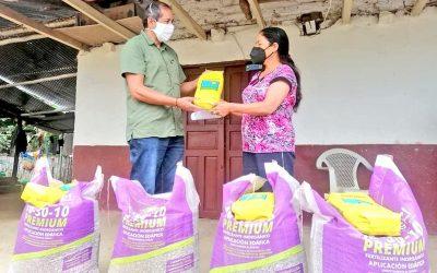 Rige campaña de renovación de pastos para la provincia