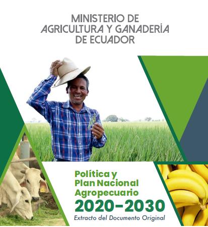 Plan Nacional Agropecuario MAG