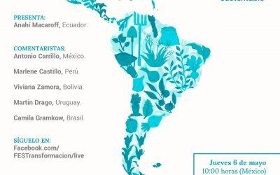 Presentación: América Latina: lineamientos para una agenda de soberanía alimentaria basada en la agricultura sustentable