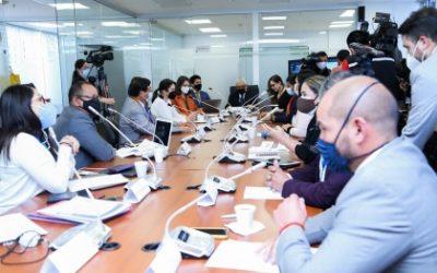 MINISTRA DE AGRICULTURA SE PRONUNCIARÁ SOBRE PROYECTO PARA REDUCIR LA PÉRDIDA DE ALIMENTOS