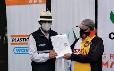PRODUCTORES DE DAULE RECIBEN CERTIFICADOS DE BPA PARA PRODUCIR SEMILLA CERTIFICADA DE ARROZ