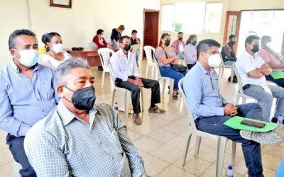 Entregan títulos de propiedad de tierras en Zapotillo