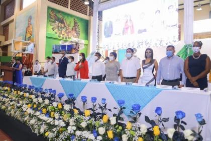PRESIDENTA DE LA ASAMBLEA NACIONAL SEÑALA QUE ES MOMENTO DE TRABAJAR JUNTOS PARA ASEGURAR EL CUMPLIMIENTO DE LA LEY AMAZÓNICA.