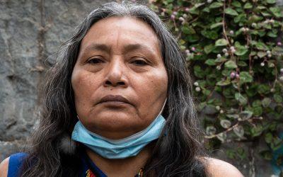 Josefina Tunki y las defensoras atacadas por las mineras y el Estado ecuatoriano