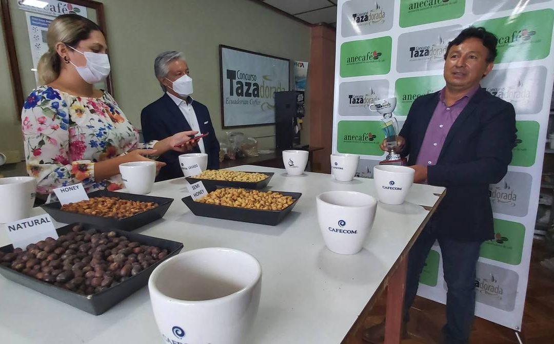Producción cafetalera ecuatoriana tiene 'aroma' a mejora en ventas al exterior en el 2021