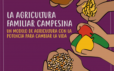La Agricultura Familiar Campesina: un modelo de agricultura con la potencia para cambiar la vida
