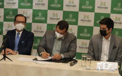 Prefectura de Manabí realizará estudio 'Ruta para lograr la competitividad del sector atunero industrial'