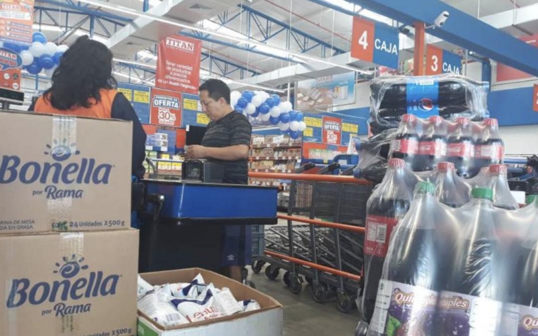 Empresa Titán de Corporación Favorita abre su séptimo local, ahora en Manabí