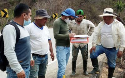 Ecuador: Continúa legalización de tierras para dar estabilidad jurídica a los productores