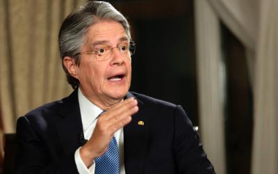 Guillermo Lasso propone una contribución especial para personas con patrimonios mayores a $ 500.000 y un ajuste al impuesto a la renta para quienes ganan más de $ 24.000 anuales