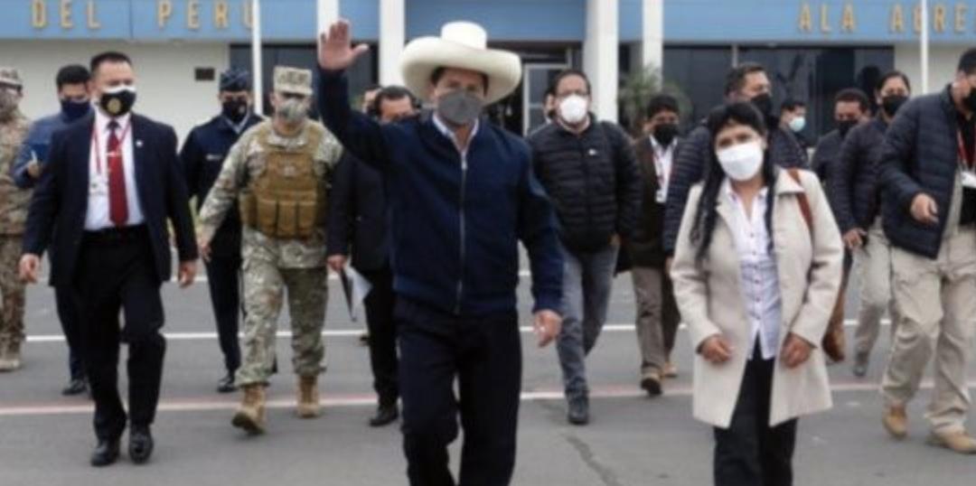Pedro Castillo presenta segunda reforma agraria en Perú